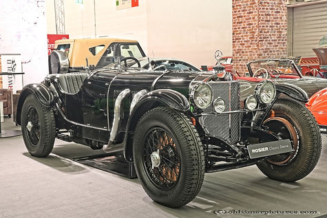 Mercedes-Benz SSK - 1929