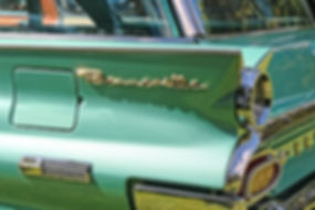 Pontiac Bonneville Safari - 1959