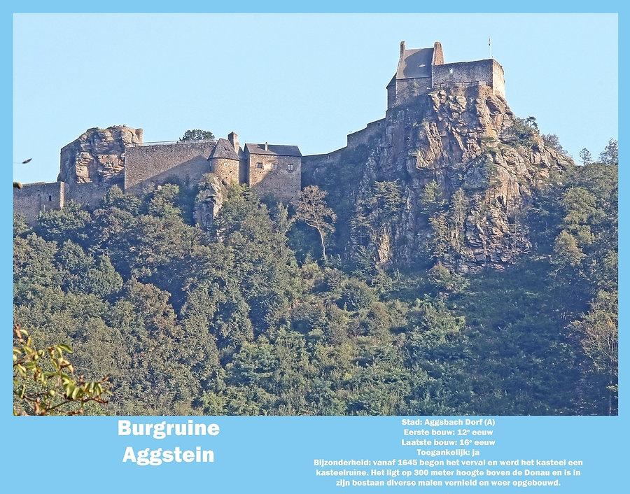 Burgruine Aggstein, Austria