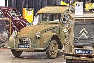 Citroën 2CV AZ - 1961