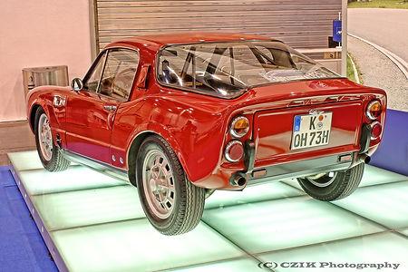 Saab Sonett II V4 - 1968