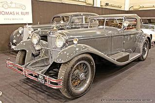 Mercedes-Benz 710 Typ SS by Castagna - 1929