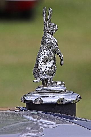 Alvis 12-50 Ducksback - 1930