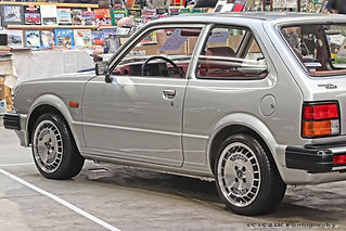 Honda Civic - 1981