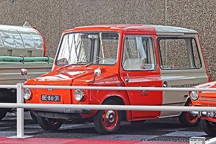 Daf Kalmar KDV 441 Tjorven - 1969