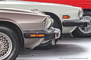 Oldtimerbeurs Genk 2019 - Jaguars