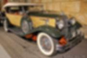 Packard 840 Deluxe Eight Dual Cowl Sport Phaeton - 1931