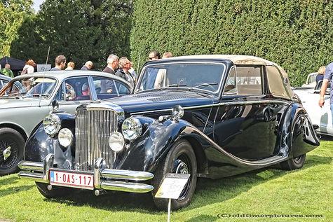 Jaguar Mk V DHC - 1950