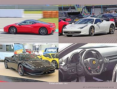 2011-Ferrari 458 Italia
