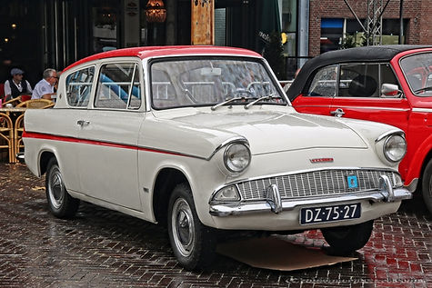 Ford Anglia - 1964