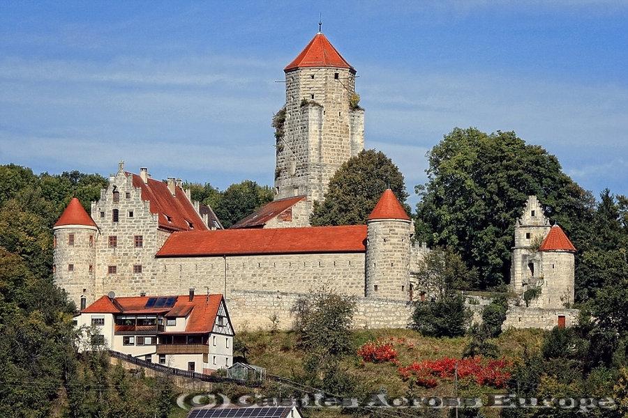 Burg Niederalfingen