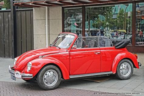 VW Kever Cabriolet - 1974