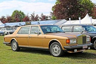 Rolls-Royce Silver Spur II -1990
