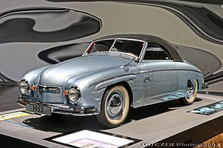 VW Rometsch Modell Beeskow - 1952
