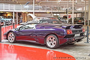 Lamborghini Diablo Roadster - 1996