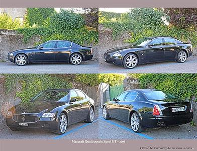 2007-Maserati Quattroporte Sport GT