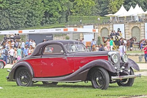 Ballot RH3 Coupé Aerosport - 1932