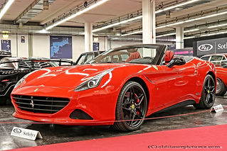 Ferrari California T - 2017