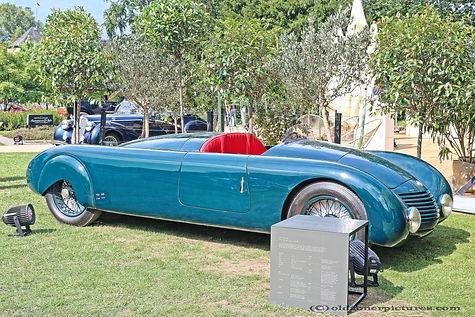 Alfa Romeo 6C Aerospider - 1935