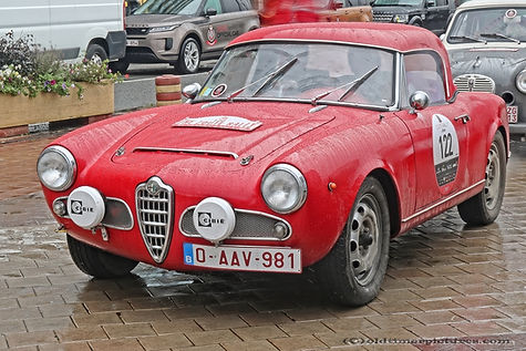Alfa Romeo Giulia - 1964