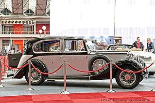Rolls-Royce 25/30 Sedanca de Ville - 1932