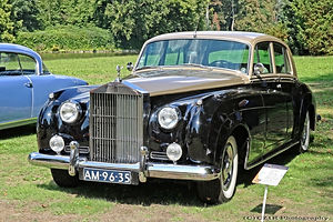 Rolls-Royce Silver Cloud I - 1958