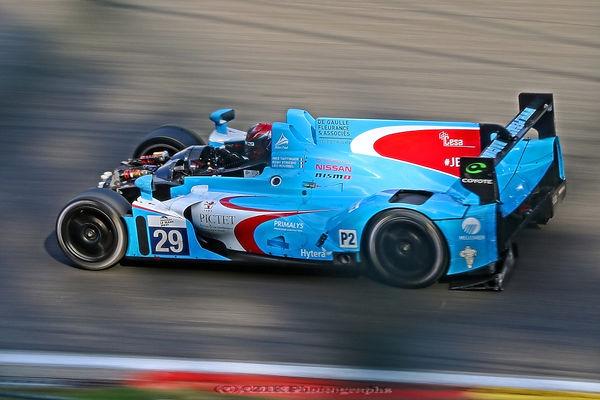 Rémy Striebig, LMP2, ELMS, Spa-Francorchamps 2016
