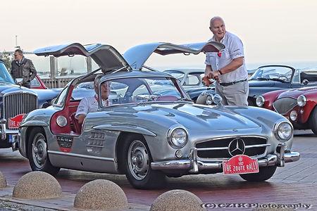 Mercedes-Benz 300 SLC - 1955