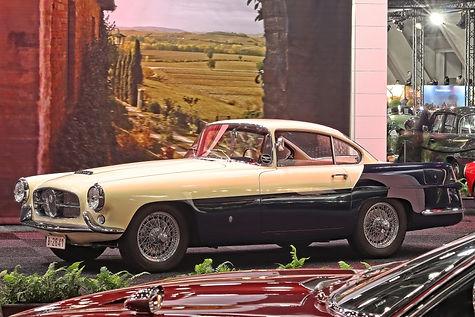 Jaguar XK 140 Ghia - 1955