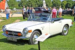 Honda S800 Cabriolet - 1968