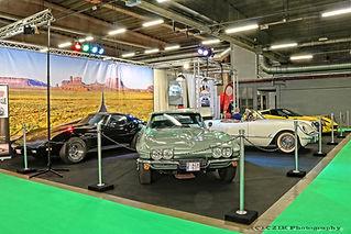 Belgian Corvette Club - 65 years Corvette
