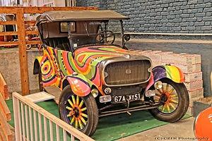Ford T Torpédo - 1927