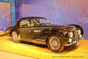 Talbot-Lago T26 Grand Sport Coupé Chapron - 1949