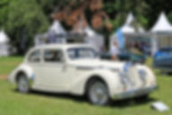 Talbot-Lago T26 Record Surprofilé - 1948
