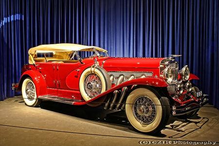 Duesenberg Model SJ Lagrande Dual-Cowl Phaeton - 1935