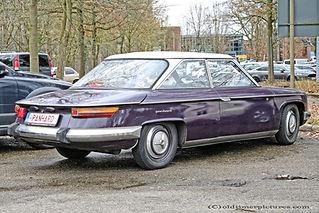 Panhard 24 BT - 1966