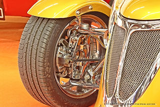 Chrysler Plymouth Prowler - 2002
