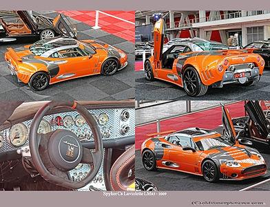 2009-Spyker C8 Laviolette LM85