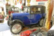 Rosengart LR2 Faux Cabriolet - 1928