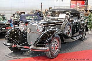 Mercedes-Benz 540K Cabriolet A - 1937