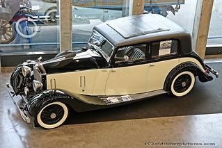 Rolls-Royce Hooper Sports Saloon - 1935
