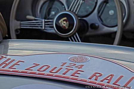 Porsche Zoute Rallye 2018