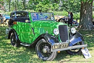 Ford Model Y Cairn Drophead Coupé - 1933