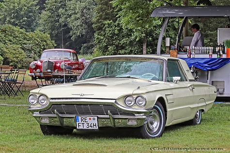 Ford Thunderbird Coupé - 1965