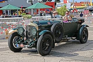 Bentley 4,5 Litre Vanden Plas - 1928