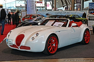 Wiesmann MF4-S Roadster - 2011