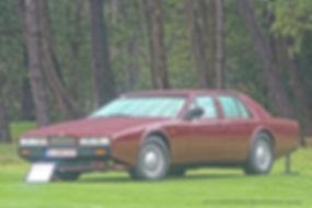 Aston Martin Lagonda Saloon - 1989