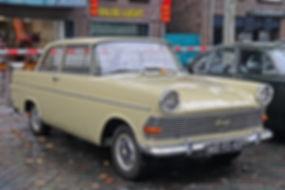 Opel Rekord 17R2 - 1962