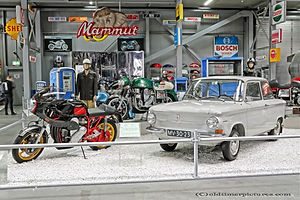 Technik Museum Speyer - NSU Prinz 4 - 1963