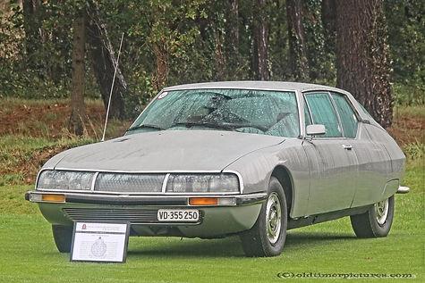Citroën SM - 1970